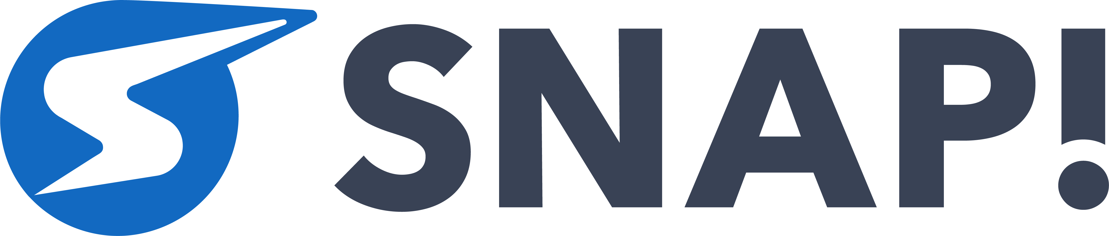Snap Logo lockup