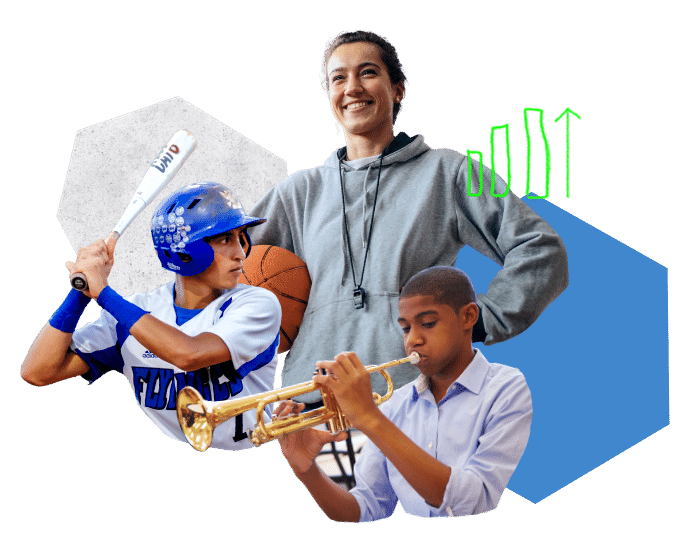 Snap! Raise is for teams, groups, clubs and schools